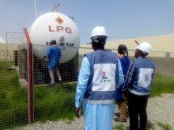 DPR sealing filling station