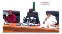 Nigeria labour union leaders in intense negotiation with the Nigerian government over the new minimum wage.