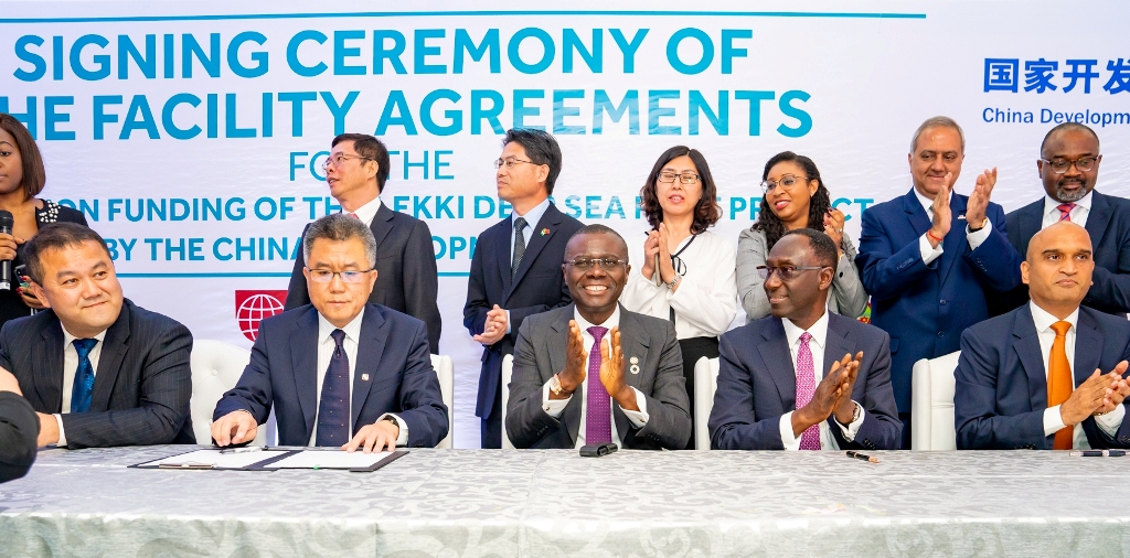 Lekki seaport to be completed in 30 months --Lagos govt - Premium Times