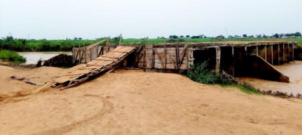 Abandoned Kombili- Daika bridge