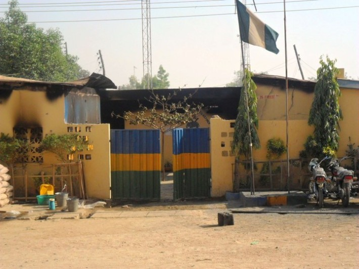 Again, gunmen attack police station in Abia, kill two officers