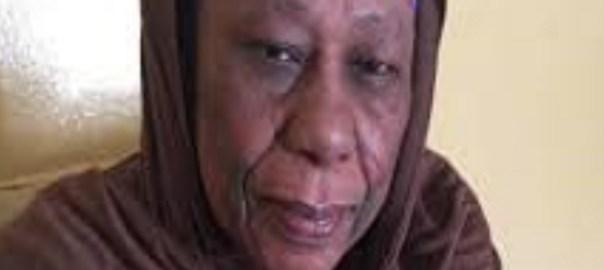 Late Jummai Tafawa Balewa