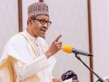 President Muhammadu Buhari [Photo: © Presidency]