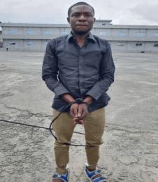 Dumbari Bro, suspected kidnap kingpin, from B-Dere