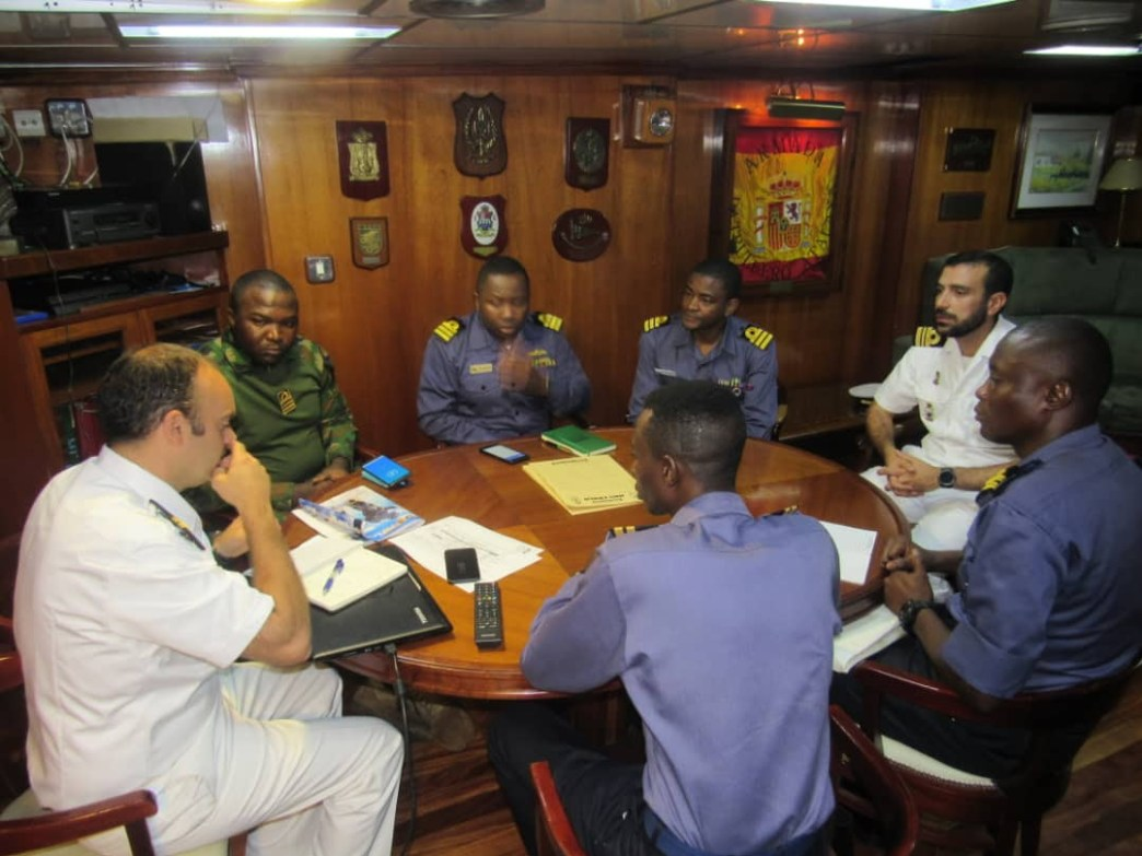 Nigerian Navy receives six foreign ships in 2019