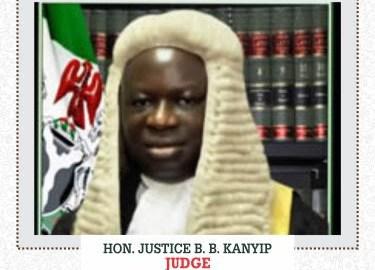 Justice Benedict Kanyip