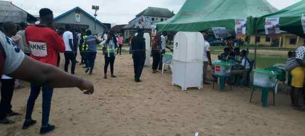 PU10, Ward 6 Fangi Primary School, Yenegoa LG, Bayelsa