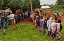 8:57am: Voting commences at Olofu Polling Unit 012, Ayingba Ward.