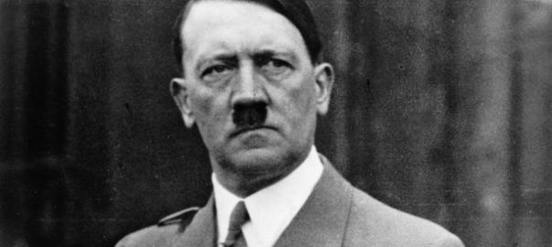 Adolph Hitler. [PHOTO CREDIT: History on the net]
