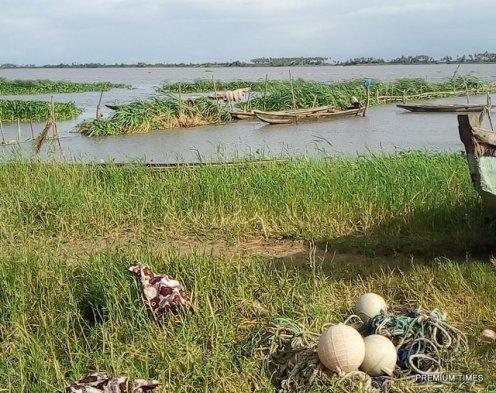 Ajido River Bank