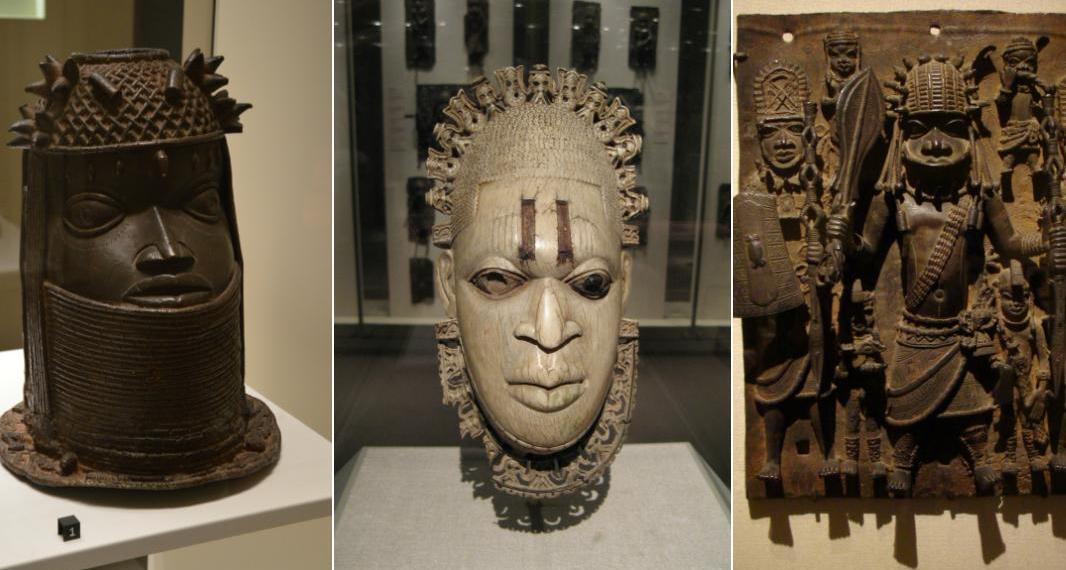 Photo of Benin-edo artefacts [Quartsz Africa]