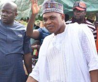 Musa Wada voting