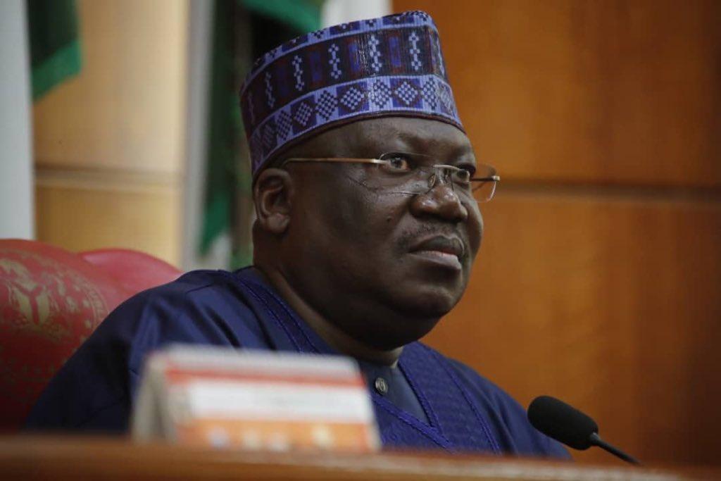 Senate President, Ahmed Lawan