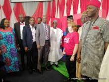 The unveiling of the U=U HIV campaign in Abuja