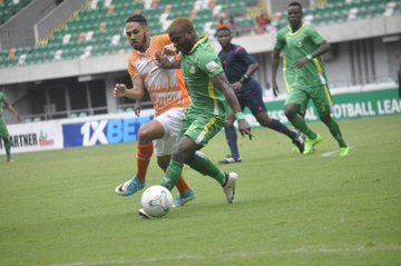Kano Pillars Vs Akwa United