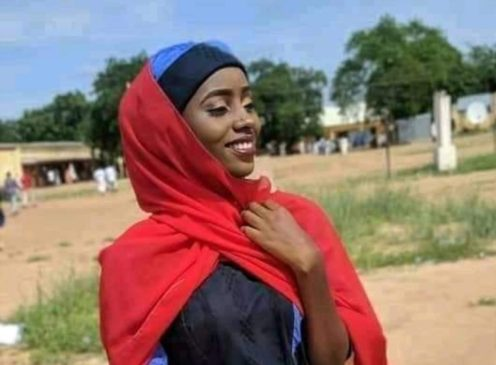 One of the victims was Hussaina Baffa-Bello, 19-year-old female student of Federal Polytechnic, Damaturu