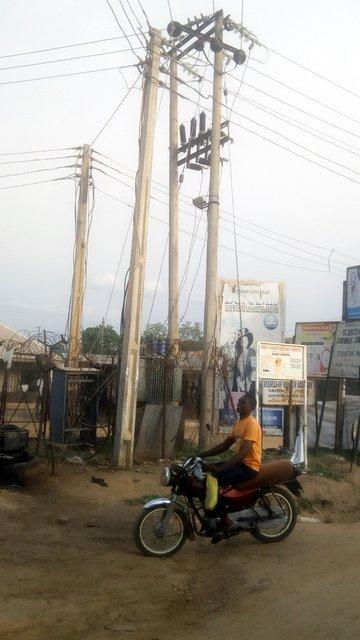 Transformer at APPMA Village, Phase 1, New Nyanya in Nasarawa State