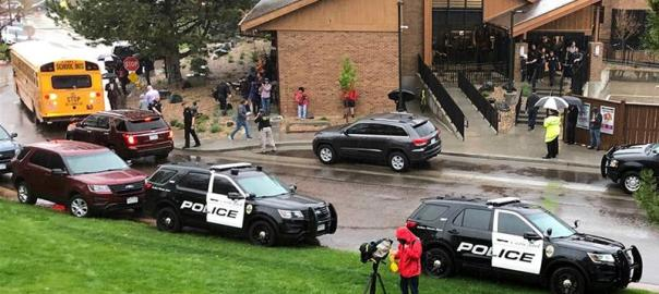 U.S. school shooting[PHOTO CREDIT: Al Jazeera]