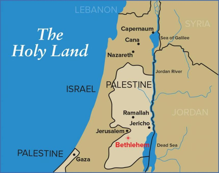 Relic of Jesus' crib to return to Bethlehem - Premium Times ... on gang map, fat map, central european time zone map, super map, de map, nd map, car map, old map, un map, mis map, spain and portugal map, n dakota state map, bogota on map, union map, uno map, unr map, red map, umd map, fun map, war map,