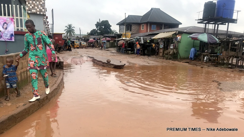 Edo roads funded by NDDC also abandoned - Premium Times
