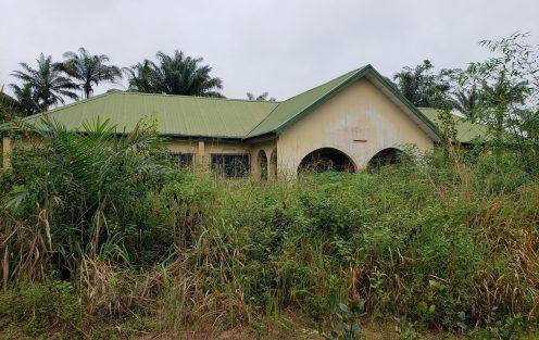 Abandoned HC in Okwudor