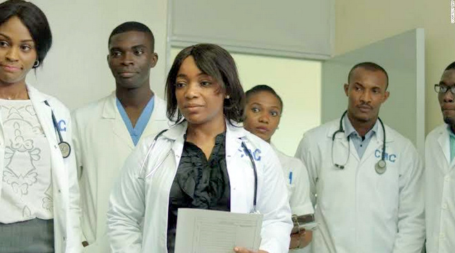 '93' told the story of the Ebola outbreak in Nig ... lth workers to stop the spread of the virus.