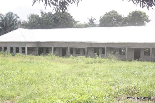New health centre under construction