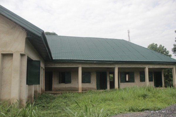 Old Umuahia Primary school