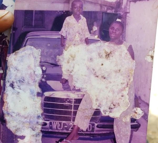 Joseph Musa's missing benz