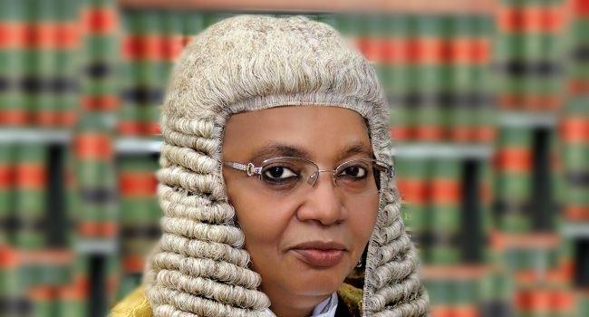 Justice Zainab Bulkachuwa [PHOTO: Ripples Nigeria Justice]
