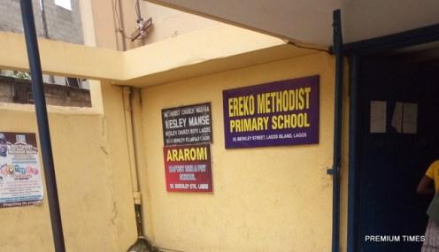 Ereko, Lagos