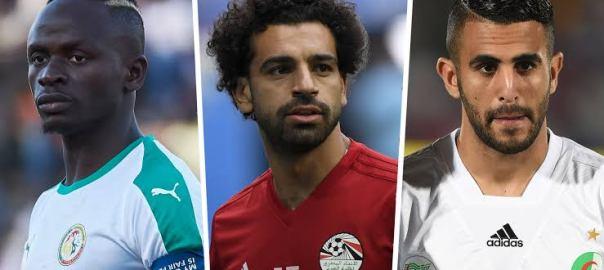 Mahrez, Salah, Mane. [PHOTO CREDIT: Goal.com]