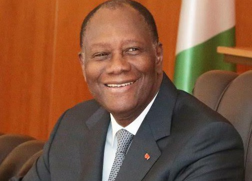 Alassane Ouattara (Photo Credit: Twitter)