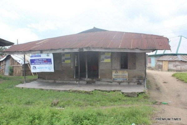 This run-down health post has been serving Ekukunela residents for over 20 years