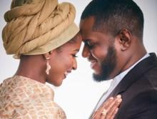 Mahmud and Aminatu Ribadu [Photo: @snribadu ]
