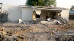 Home of late Olusola Saraki's home in Ilorin, Kwara [PHOTO CREDIT: Twitter handle of @AlHajiOmoIlorin]