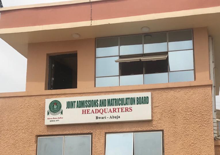 JAMB Headquaters, Bwari Abuja. [PHOTO CREDIT: Azeezat Adedigba]