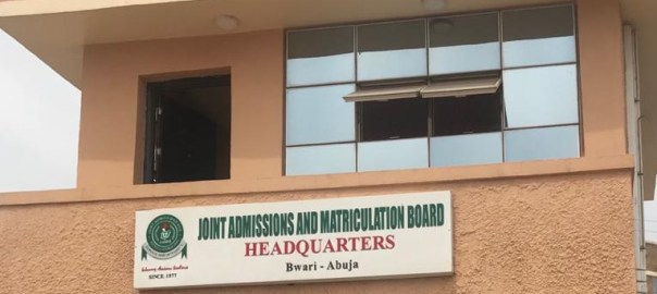 JAMB Headquaters, Bwari Abuja. UTME cut-off points are determined by universities[PHOTO CREDIT: Azeezat Adedigba].
