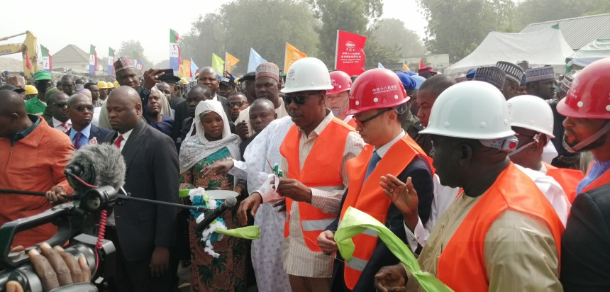 Borno begins construction of North-east's first flyover bridge
