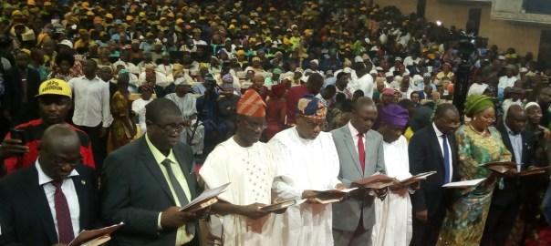 Ogun new commissioners