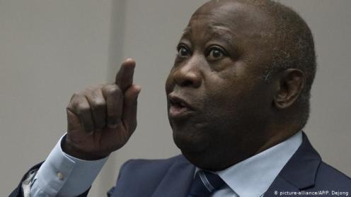 Laurent Gbagbo (credit: dw.com)
