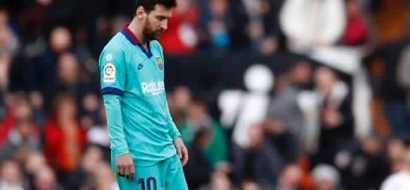 Messi-Lose
