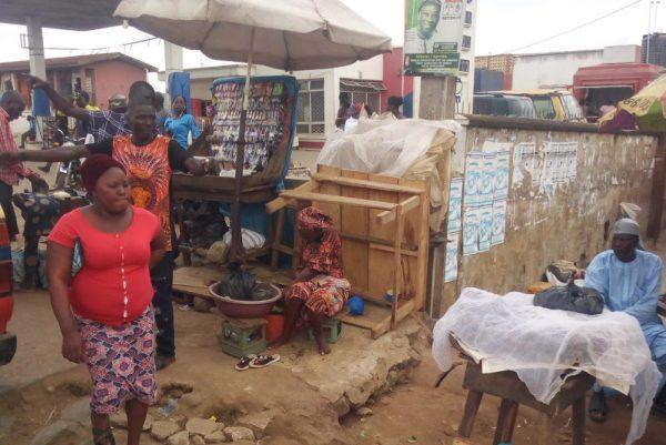 Oily - aPATA, Ibadan