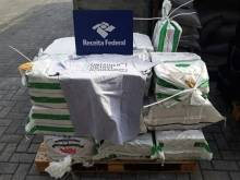 Photo of the 1.2 tonnes of Seized Cocaine (credit: Business Insider)