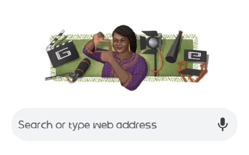 The Google Doodle to honour Amaka Igwe posthumous birthday