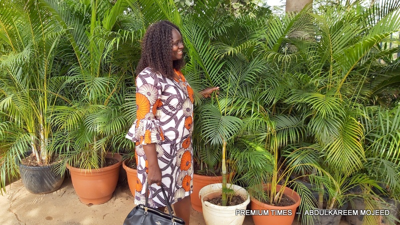 VIDEO: Abuja gardeners earn big selling flowers