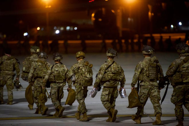 U.S. forces [PHOTO CREDIT: USA Today]