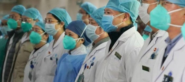 Chinese Doctors used to illustrate the story [Photo: scmp.com]