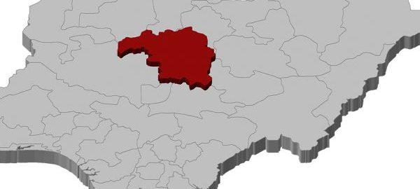 Kaduna State map [PHOTO CREDIT: Intelligent CIO]