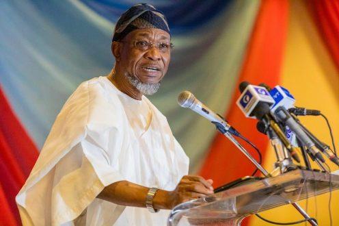 PRISONS: Nigeria Interior Minister, Rauf Aregbesola (Photo Credit: Instagram page)